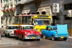Cuba Traffic