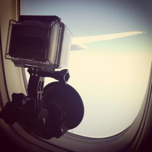GoPro setup