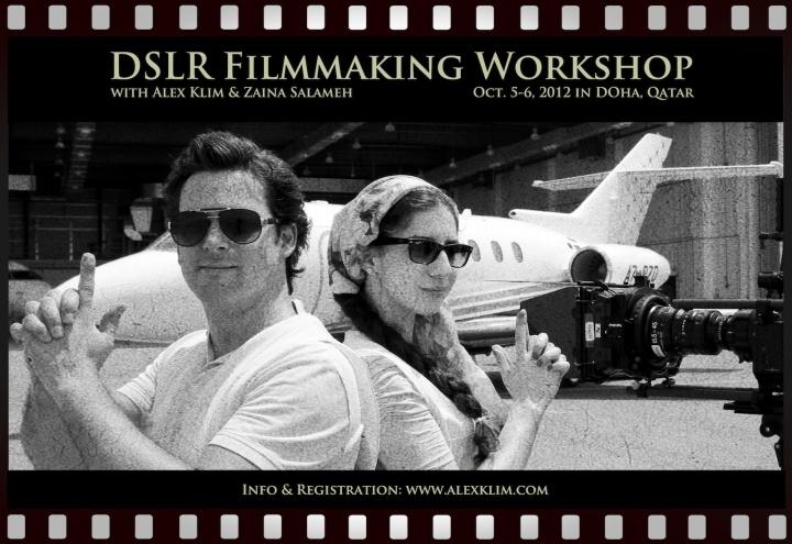 DSLR Filmmaking Workshop