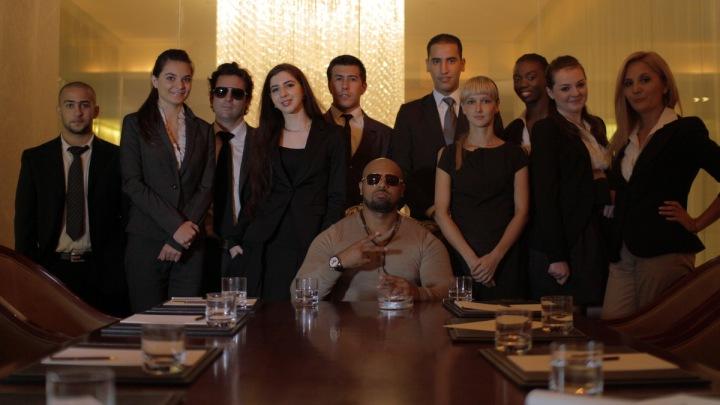 Massiv Music Video Cast