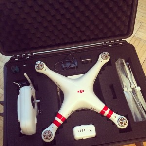 Phantom2 Transport Case