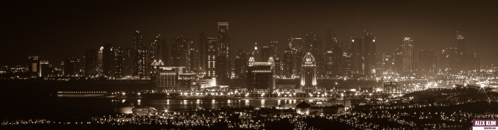 Westbay Doha Skyline
