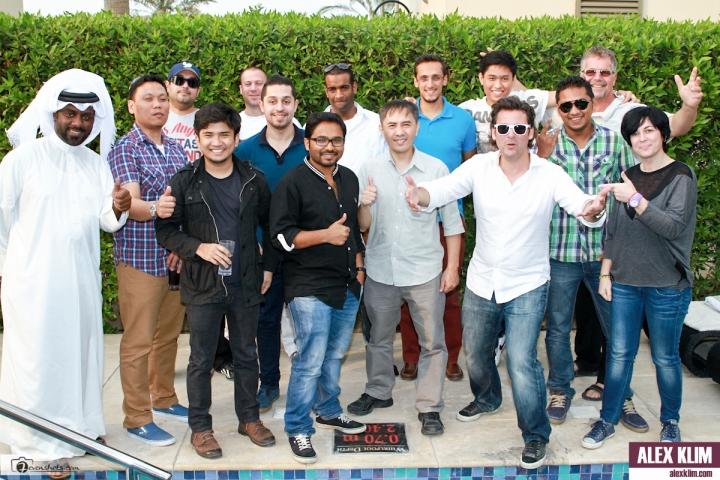 Doha DSLR Filmmaking Workshop 2014